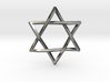 Penrose Star of David 3d printed