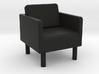 EKERÖ Chair - HO 87:1 Scale 3d printed