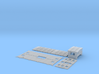SAL/SCL M-7 Caboose Body Kit Late Windows 3d printed