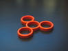The Absolute - Fidget Spinner 3d printed