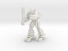 Knight K1A7 alternate pose 1 3d printed