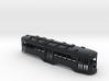 N Scale B&QT 6000 Peter Witt Trolley Body 3d printed