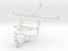 Controller mount for PS4 & BQ Aquaris X5 Plus 3d printed
