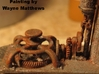 Donkey And Logging Pulleys HO Scale 3d printed