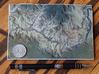Grand Canyon, Arizona, USA, 1:250000 Explorer 3d printed