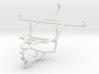 Controller mount for PS4 & QMobile Noir LT250 3d printed