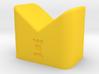 MILOSAURUS Chess Shatranj Rook (rokh) 3d printed