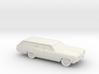 1/87 1965 Chevrolet BelAir Station Wagon 3d printed