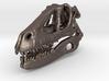 Dinosaur Skull 30mm pendant 3d printed