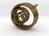 Aurea_Earrings_1 3d printed