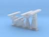 1/96 scale Generic Radar Set 3d printed