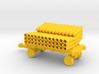 1/144 Scale SonoBouy Cart Empty 3d printed