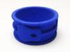 Acoustic - UK T Ring Size 9.75 3d printed Prototype in Royal Blue