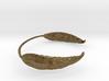 Leaf Wrist Cuff 3d printed