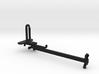 Adjustable tripod mount - smartphones & tablets 3d printed