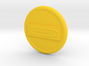 Solidarity B2 Button 3d printed