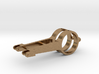 Mogul - Eccentric Rod REV2 .625 Plus 1% 3d printed Baldwin 8-12D Mogul Eccentric Rod