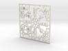 ModiBot Myke- Microfigure frame 3d printed ModiBot Myke