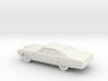 1/64 1968 Pontiac Bonneville Sedan 3d printed