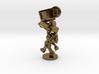 Bitcoin Legend Statue 3d printed