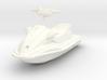 1-35 Generic Jet Ski 3d printed