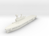 HMS Eagle 1/2400 3d printed