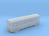 1/80 scale railbus  3d printed