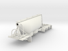 000579 Dry Bulk Trailer B - Double HO 3d printed