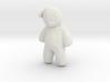 Printle Thing Teddy Bear 1/24 3d printed