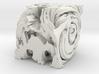 Painblock, solid. 3d printed