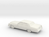 1/64 1977 Cadillac Fleetwood Brougham 3d printed