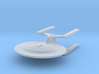 Cheyenne Class 1/7000 Attack Wing 3d printed
