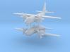 1/500 C-27J Spartan (x2) 3d printed