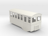 HOe 4 wheel railbus 3d printed