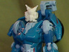 Elita One For Prime Arcee/ Gen Chromia 3d printed lo res test print from my 3d printer