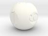 Sphere Dice 3d printed