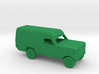 1/144 Scale Dodge Pickup Ambulance M886 3d printed