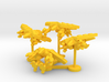 Colour Royal Falcons Star Knight Wing 3d printed