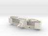 MV Hallaig (1:1200) 3d printed