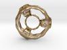0618 F(x,y,z)=0 W Skeletal Tori 2 [10,3] (d=6cm) 3d printed