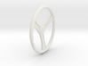 Steering Wheel V2 1/8 3d printed