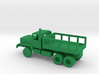 1/200 Scale M929 Short Bed Cargo Truck 3d printed