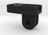 V1.2 (Lupine compatible) GoPro bike headlamp mount 3d printed