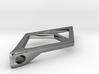 S's ZigZag Pendent (piece 1)  3d printed