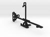 QMobile Noir X550 tripod & stabilizer mount 3d printed