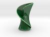 Flower vase mobius 3d printed
