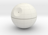 1/3M DEATH STAR 3d printed