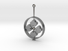Family Emblem: Hanabishi (Single) 3d printed