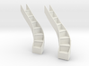 1:43 London Transport E/1 Tram Stairs 3d printed