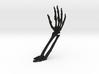 model of wrist 3d printed